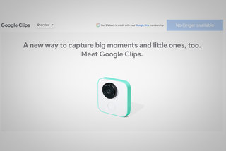 RIP Google Clips Google quietly removes the camera from its store image 2