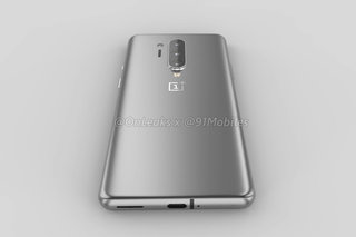 OnePlus 8 Pro leaks complete with quad camera and hole punch display image 3
