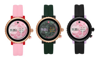 Kate Spade Sport Smartwatch has built-in GPS, swim proofing and a 24-hour battery