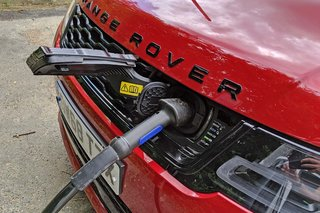A fully electric Range Rover is coming soon