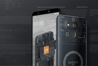HTC's blockchain phone gets a follow-up, the entry-level Exodus 1S