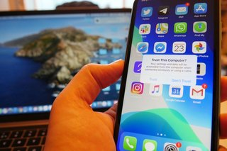 How to back up your iPhone in MacOS Catalina image 2