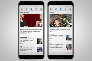 What is Facebook News, which publishers are included, and how does it work?