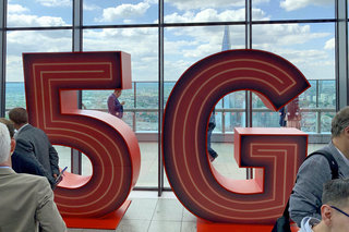 There will be more coverage and capacity for UK 5G from next year