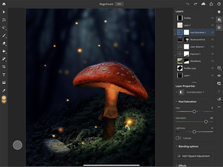 Adobe officially launches Photoshop for iPad as well as Photoshop Camera image 2