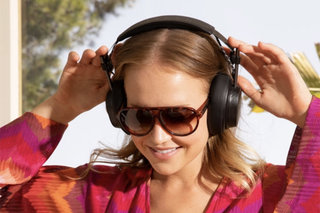 House of Marley Exodus ANC over-ears are sustainably designed with recyclable materials