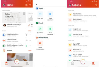 Microsoft now has a single app for Office on iOS and Android image 2
