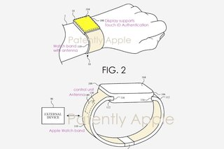 ¿Podría Touch ID llegar al Apple Watch?