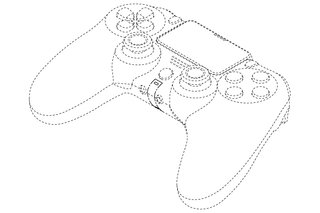 Sony confirms PS5 SSD cartridges and DualShock 5 shown in patent image 2