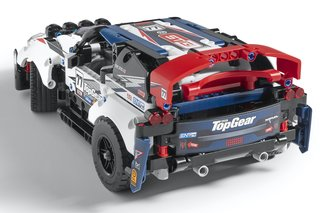Legos Top Gear collab is an app-controlled Technic car - but wheres The Stig image 2