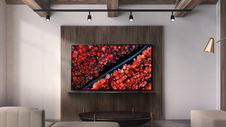 Grab an LG OLED TV bargain and get free Sky Q thrown in