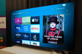 What is Roku TV? Hisense brings first TVs to UK