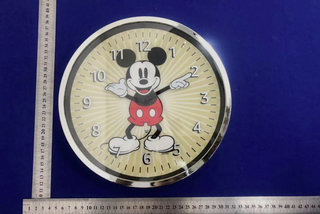 Mickey Mouse-themed Amazon Echo Wall Clock has surfaced at the FCC
