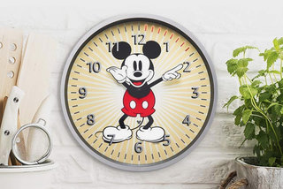 Amazon now sells a Mickey Mouse edition of the Echo Wall Clock
