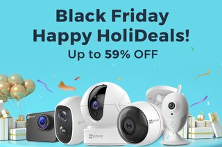 The best Black Friday deals on home security cameras from EZVIZ