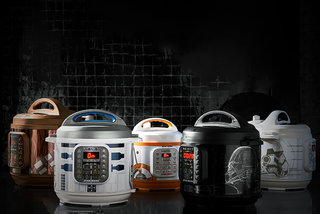 Instant Pot gave its multi-use cookers Star Wars-themed paint jobs