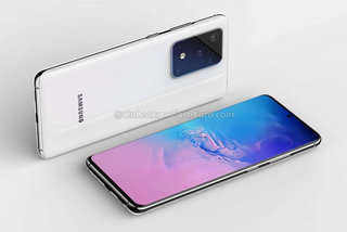 The rear camera on this leaked Galaxy S11 render is um massive to say the least image 2