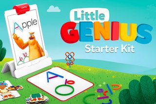 Osmo now has a Little Genius Starter Kit
