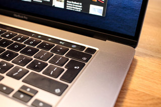 MacBook Pro 16-inch review A typing power-house image 4