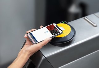 De Apple Express-modus versnelt Apple Pay in de Londense metro, bussen en trams