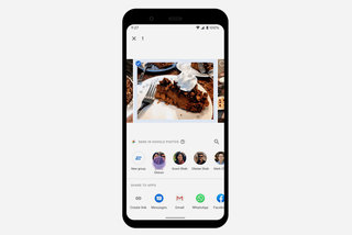 How to use Google Photos to start a private conversation or group chat image 4