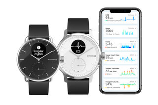 Withings £ 230 ScanWatch kan vroege AFib en slaapapneu detecteren