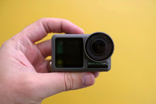 What should you consider when buying an action camera?