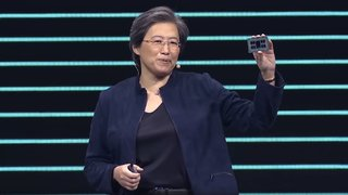 AMD shows off $3,990 flagship Ryzen Threadripper 3990X processor and more