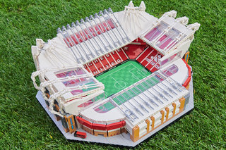 Lego adds Manchester United's Old Trafford ground to its detailed Creator Expert series