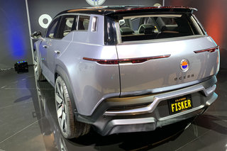 Fisker Ocean A closer look at the upcoming electric sustainably-built SUV image 1