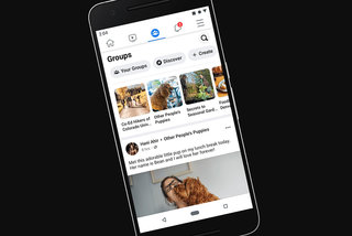 The New Facebook Update How To Get It And Turn On Dark Mode
