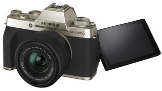 Fujifilm X-T200 brings host of improvements to entry-level mirrorless