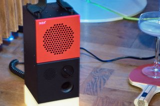 Ikea launches a new party speaker range with Teenage Engineering