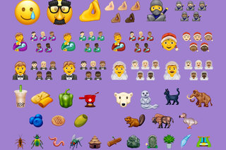 The 117 new emojis for 2020 include the transgender flag, ninjas and a better one for hugs