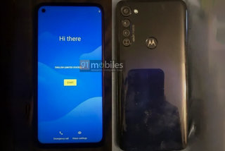 Motorola Moto G Stylus-equipped phone fully revealed in hands-on images