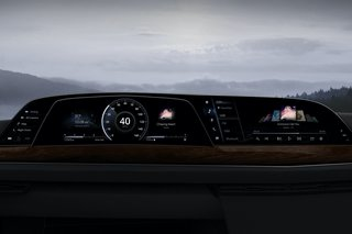LG will put the first curved OLED in a car for the 2021 Cadillac Escalade