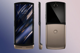 Motorola Razr colours: Gold leaks but what we really want is silver