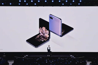 Samsung Galaxy Z Flip is here! Clamshell foldable now official