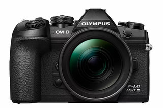 Olympus OM-D E-M1 takes compact pro photography to new heights