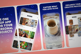 Comment la nouvelle application Hobbi de Facebook tente de copier Pinterest