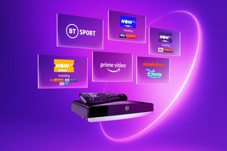 Novos pacotes de TV da BT adicionam Now TV para todos os Sky Sports, Sky Atlantic, Sky Cinema e mais