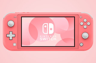 Nintendo Switch Lite in stunning coral (pink) coming to UK and Europe