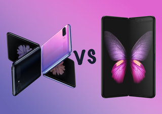 Samsung Galaxy Z Flip vs Samsung Galaxy Fold: Which is the folding phone to buy?