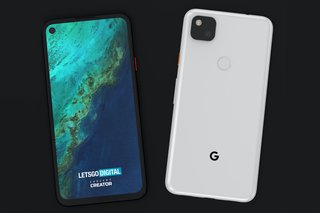 Renders show what the Google Pixel 4a could look like