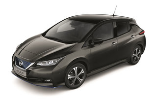 The Nissan Leaf e+ just got a little more attractive, thanks to this limited edition
