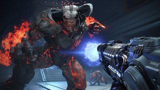 Doom Eternal can manage 1,000 FPS if your machine can handle it