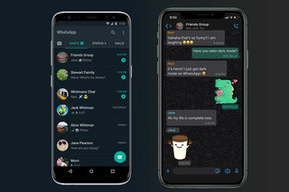 How do I switch on WhatsApp dark mode? Our step by step guide
