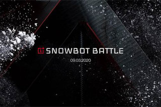 OnePlus announces Snowbot: A 5G equipped snowball-hurling robot you can control