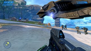 Halo: Combat Evolved is nu geremasterd voor pc