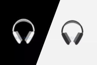 Apple's over-ear headphones pictured in leaked iOS 14 icons
